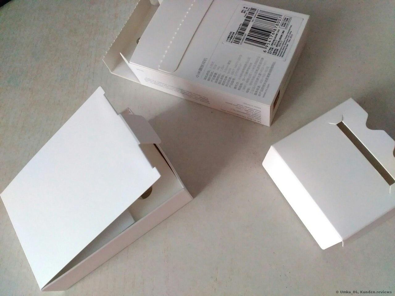 Xiaomi Hybrid Dual Drivers