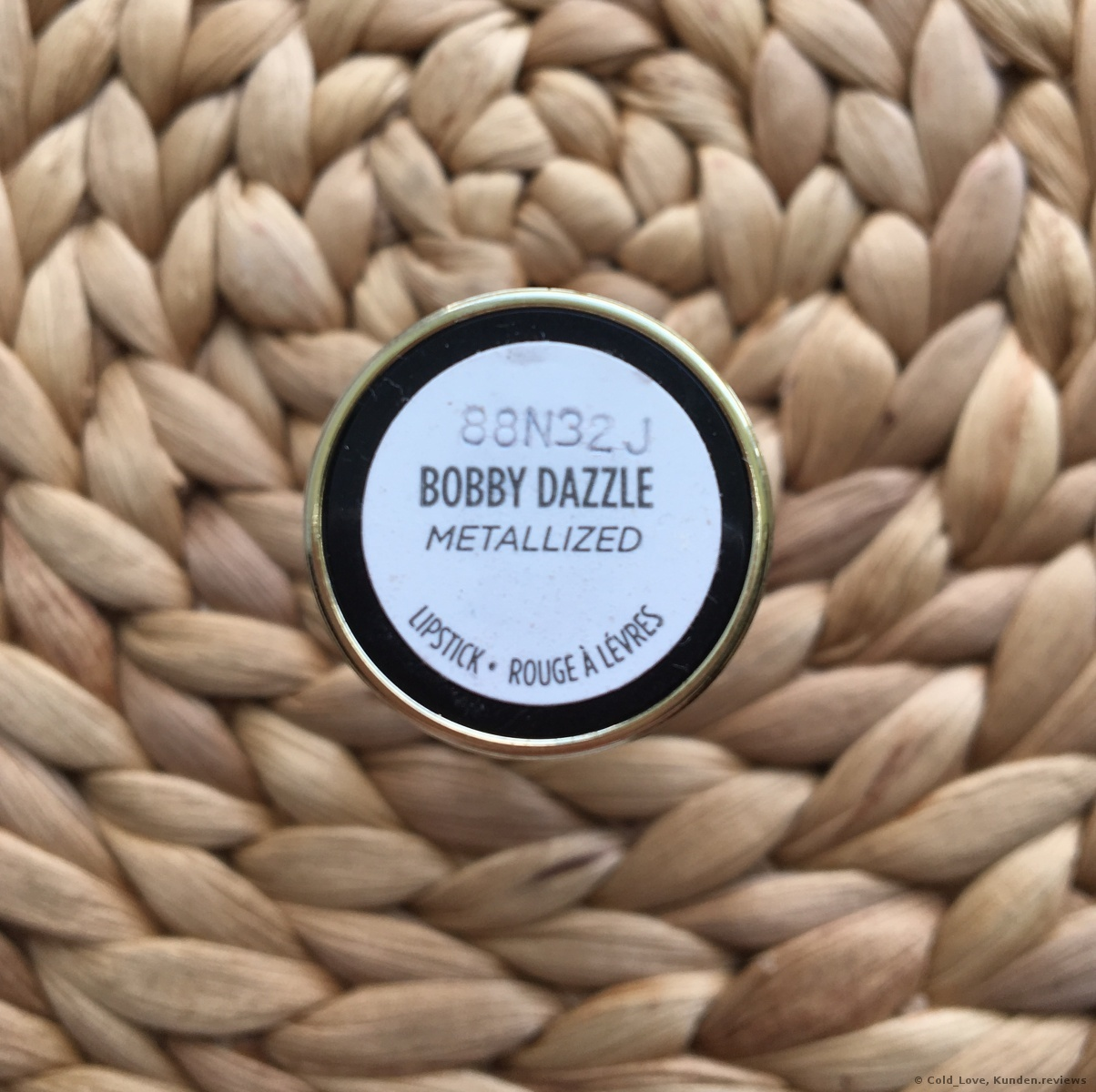 Urban Decay Vice Lipstick - Bobby Dazzle (Metallized)