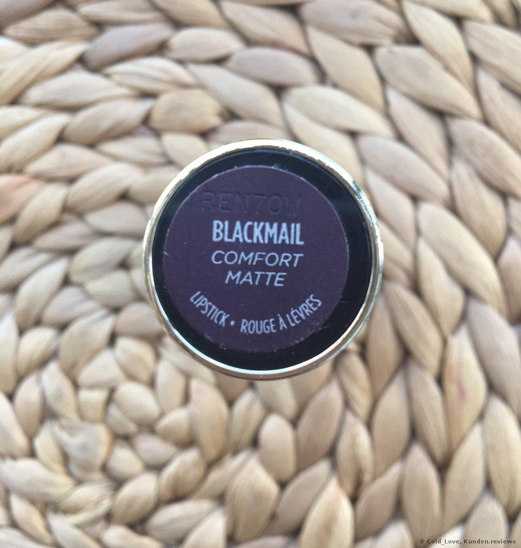 Urban Decay Vice Lipstick -Blackmail (Comfort Matte)