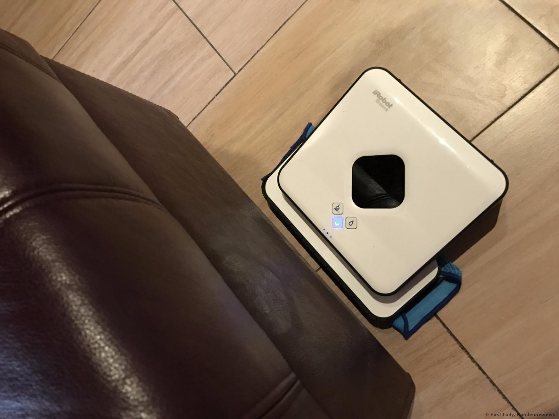 iRobot Braava 390t Bodenwischroboter