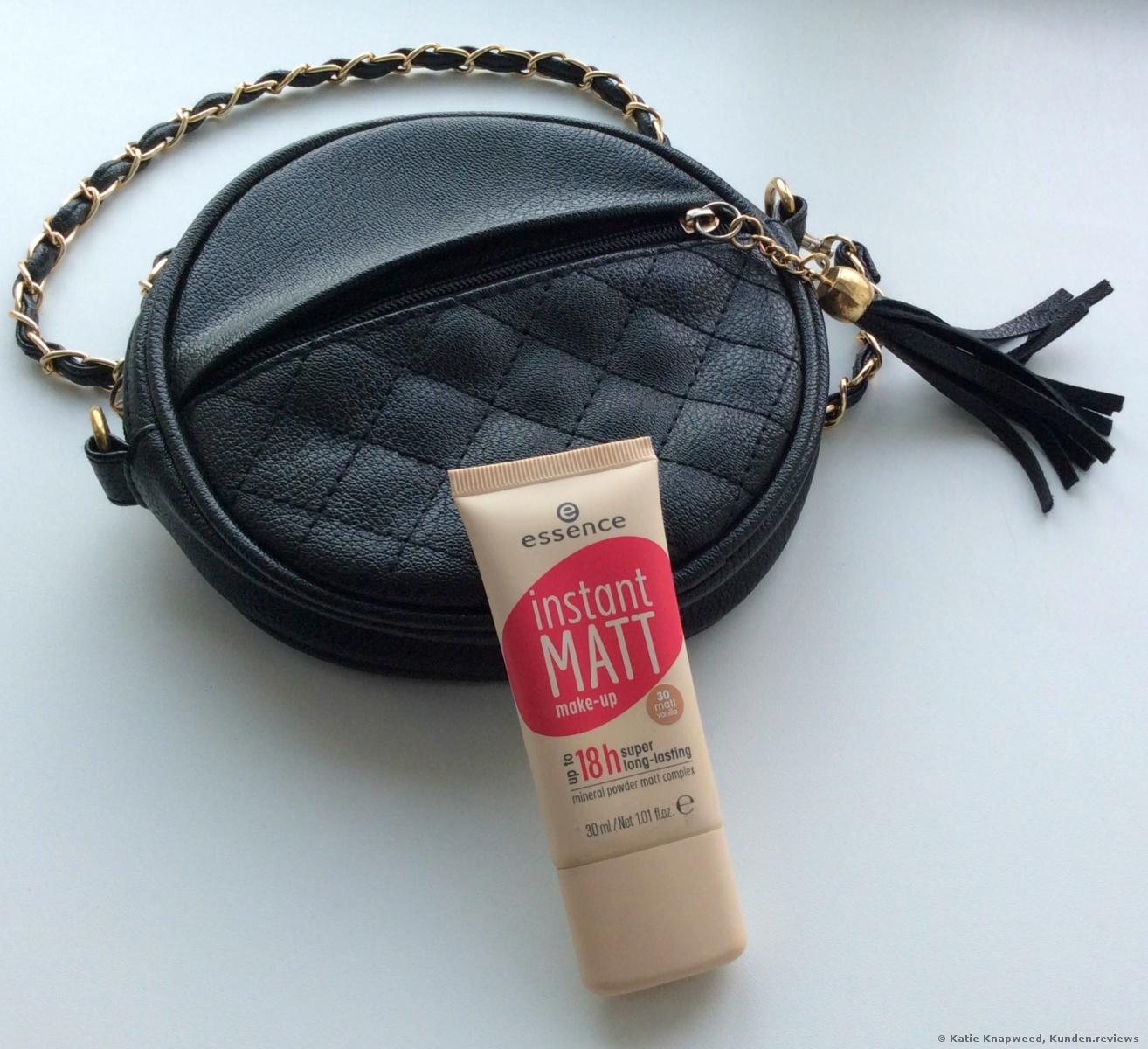 instant matt make-up von essence