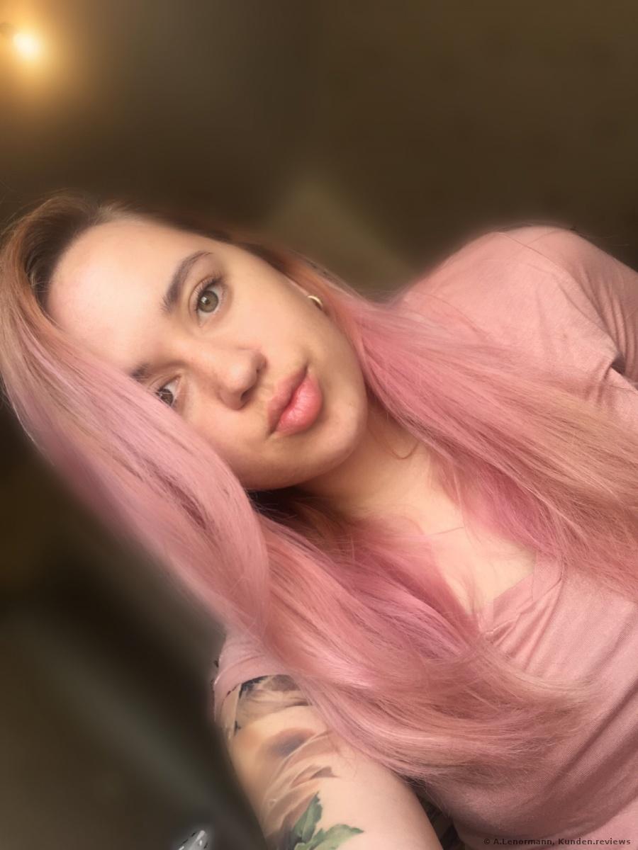 L'Oréal Colovista Washout # Pinkhair