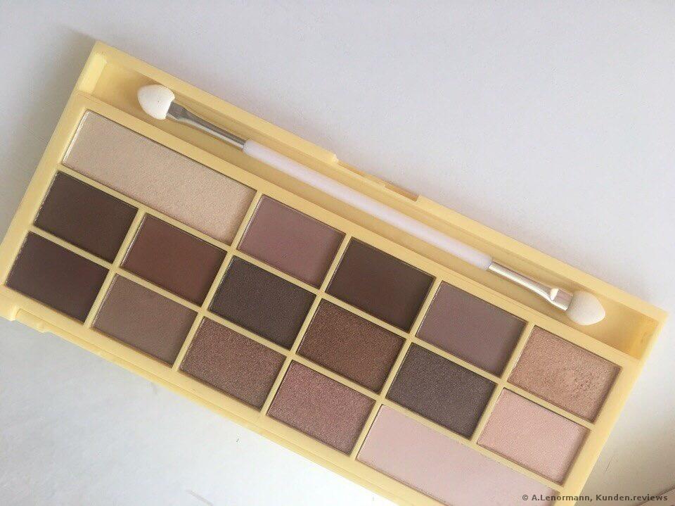 Makeup Revolution I Heart Makeup - NAKED Chocolate