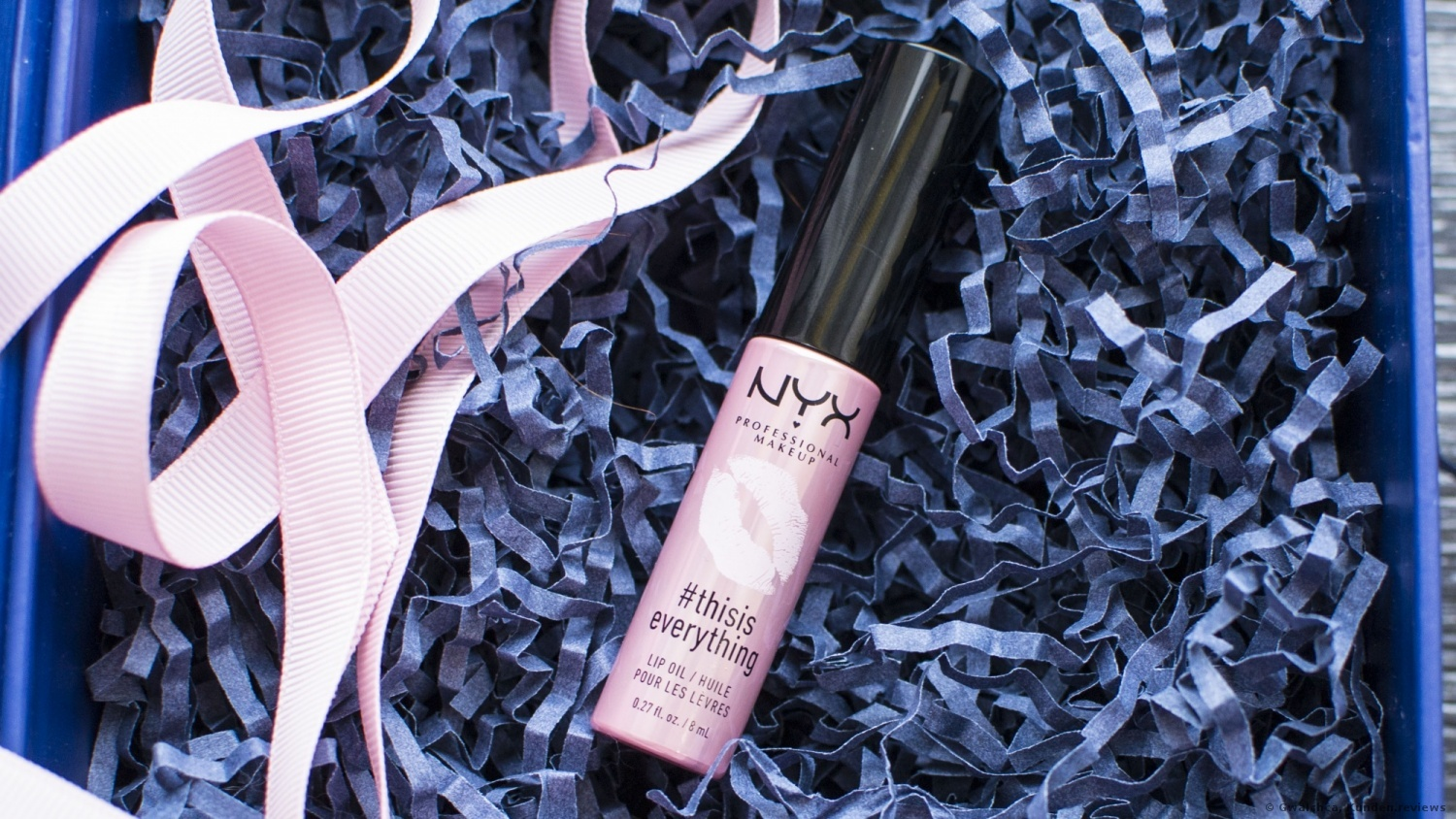 NYX #thisiseverything Lip Oil  Lippenpflege Foto