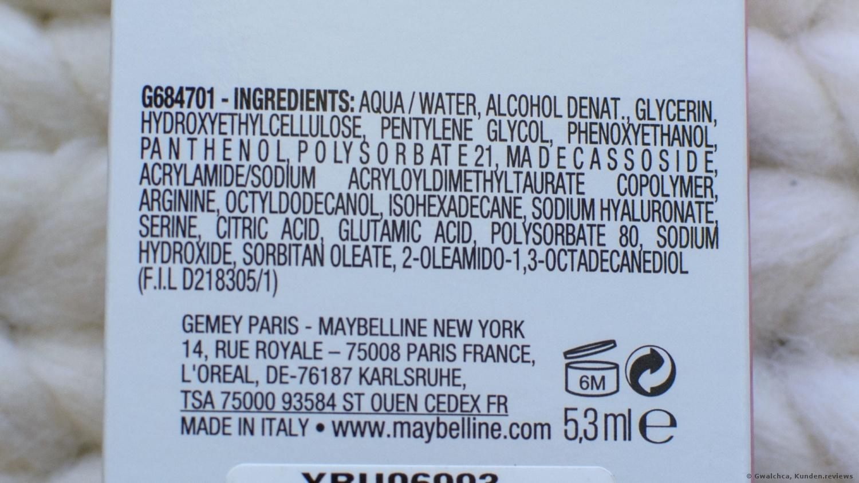 Maybelline Lash Sensational Booster Wimpernserum Foto