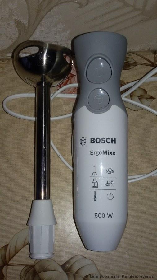 Bosch MSM66110 Ergonomischer Stabmixer