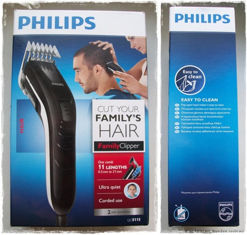 Haarschneider QC5115/15 von Philips.