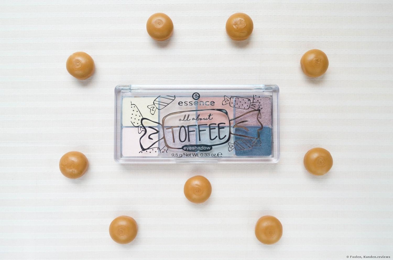 Essence All About Toffee Lidschatten Foto