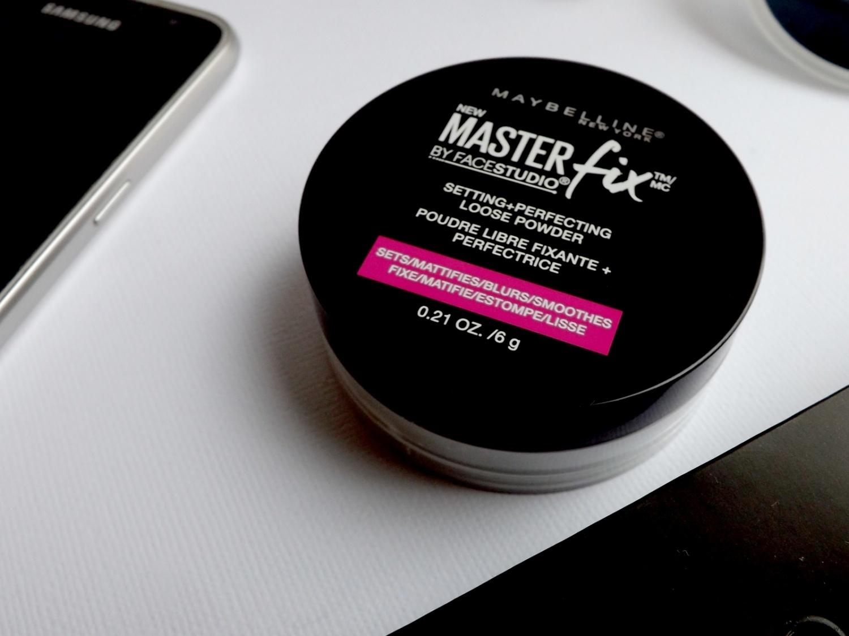 Maybelline New York Gesichtspuder Master Fix