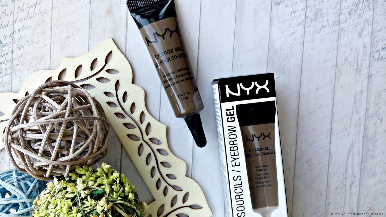 NYX Eyebrow Gel Augenbrauengel Foto