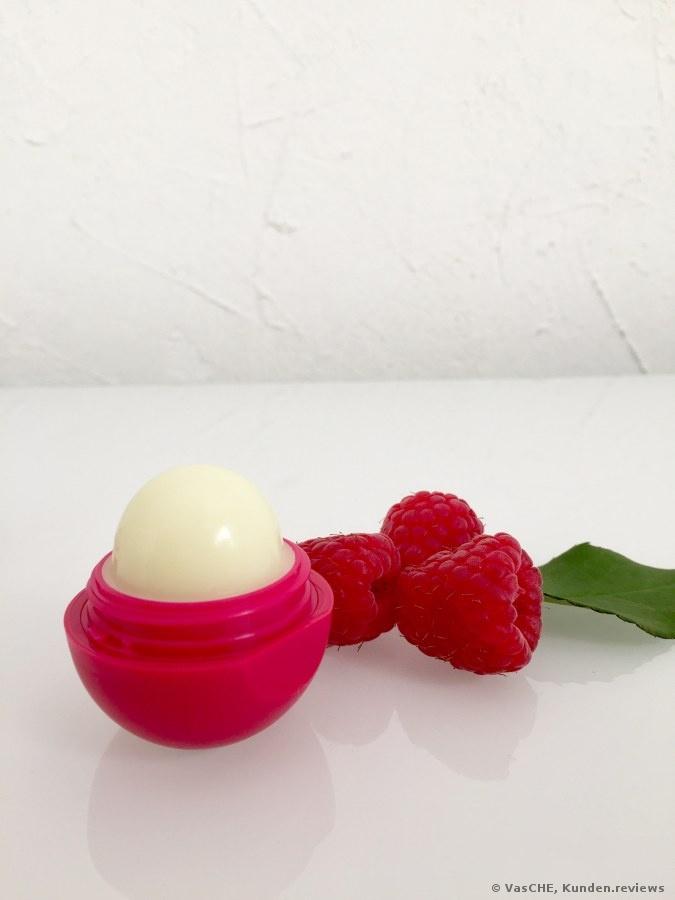 EOS Pomegranate Raspberry Lippenpflege Foto