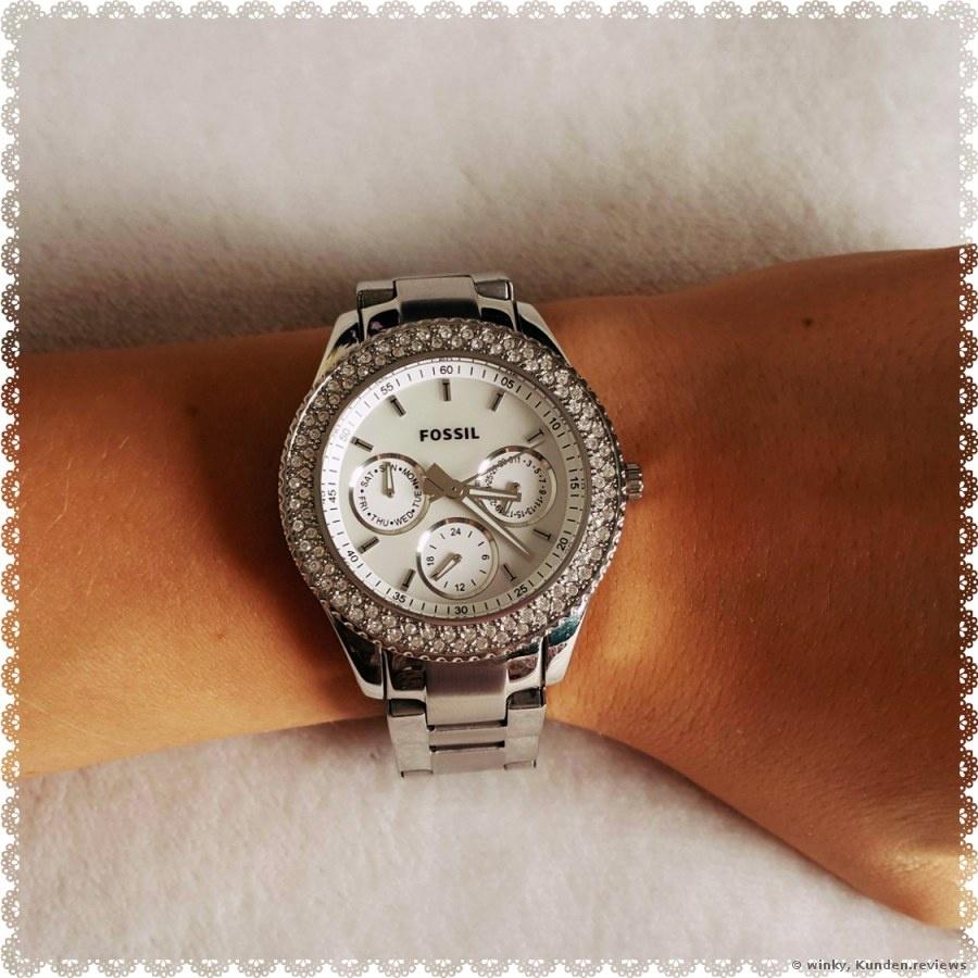 Fossil ES2860 Armbanduhr Foto