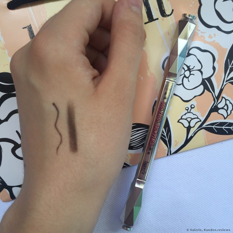 Benefit Goof Proof Brow Pencil Augenbrauenstift Foto