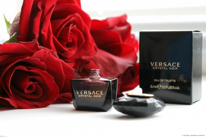 Versace Crystal Noir  Foto