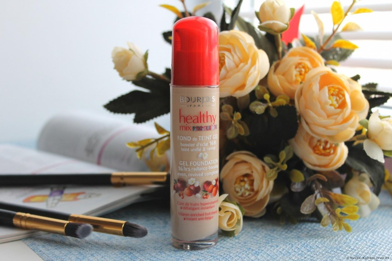 Bourjois Healthy Mix Serum Gel Foundation Foto