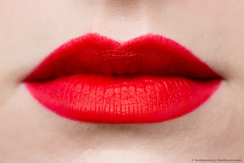 Sleek Matt me Lippenstift Foto