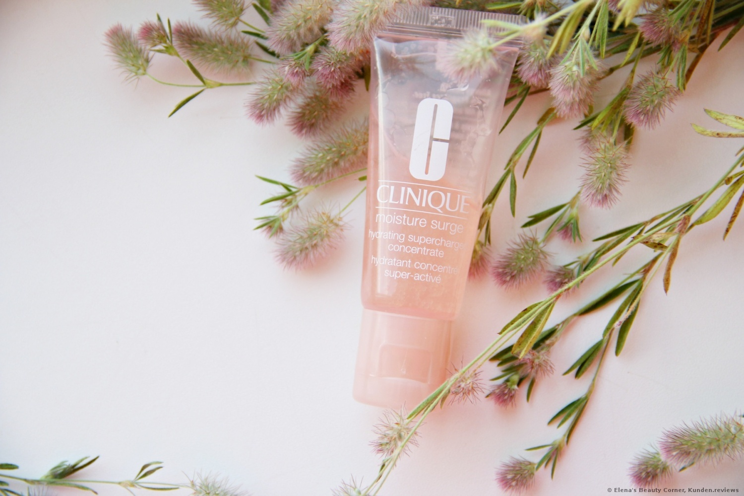 CLINIQUE Moisture Surge Hydrating Supercharged Concentrate Serum Foto