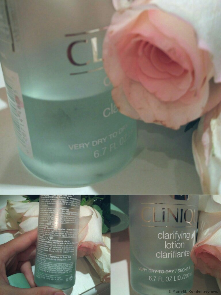 CLINIQUE  Clarifying Lotion 1 Gesichtswasser Foto