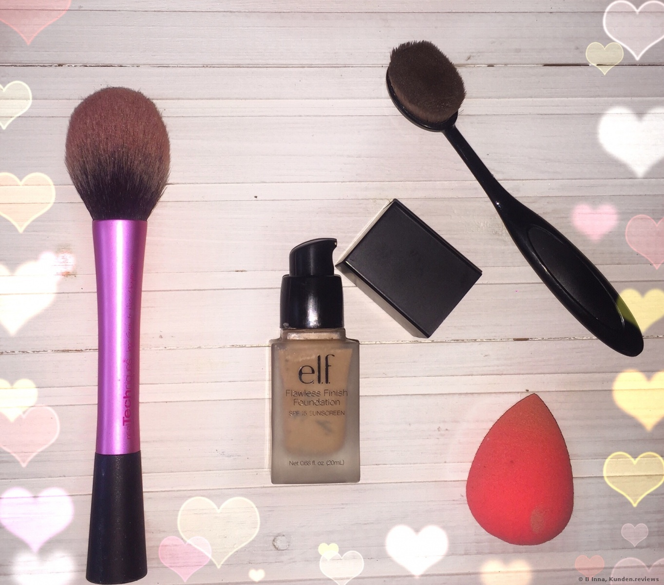 E.L.F. Studio  Flawless Finish Foundation Foto