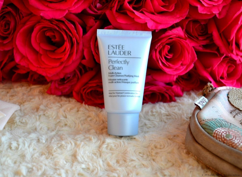Estée Lauder Gesichtsreinigung Perfectly Clean Multi-Action Cleanser / Purifying Mask