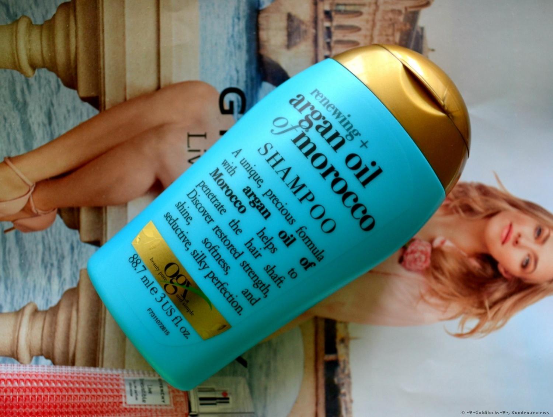 Ogx Renewing+Argan Oil Of Morocco Shampoo