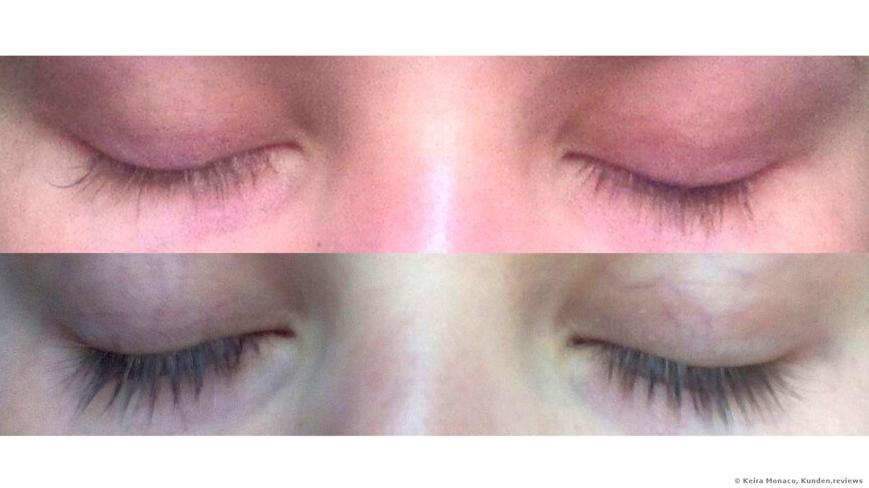 Nanolash  Eyelash Conditioner Wimpernserum Foto