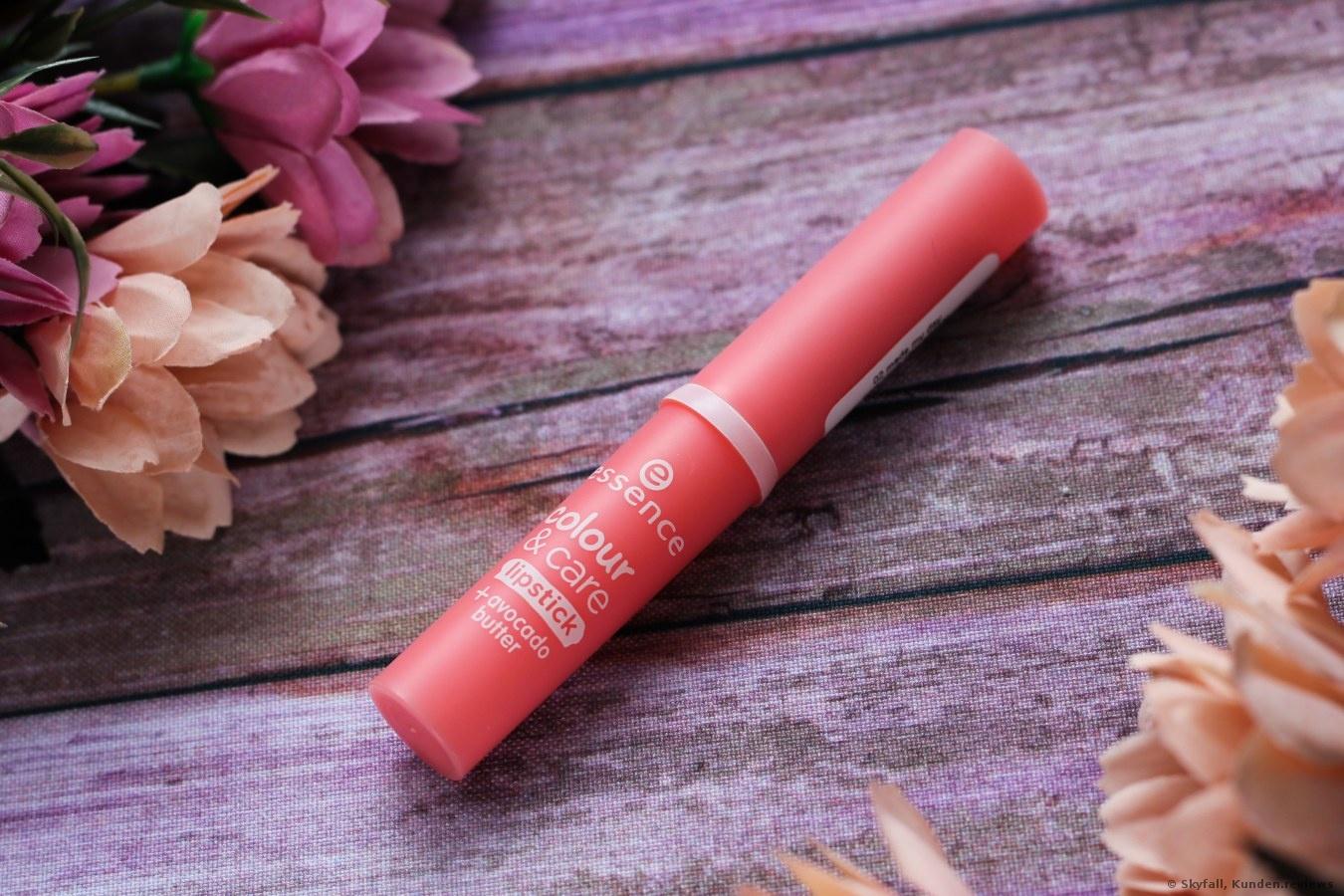 Essence Color&Care Lippenstift Foto