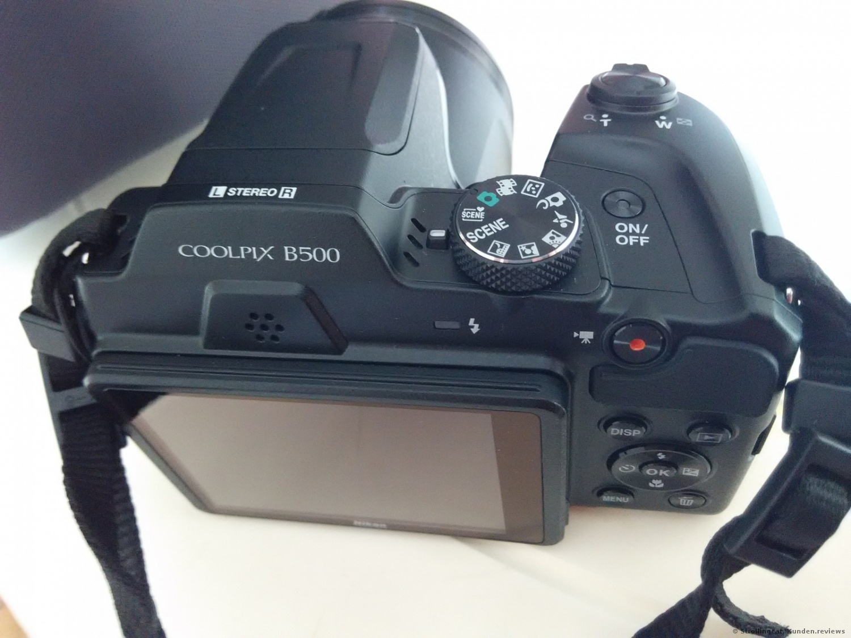Nikon Coolpix B500 Kamera Foto