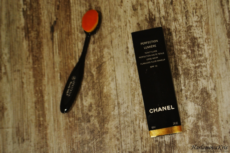Chanel PERFECTION LUMIERE  Foundation Foto