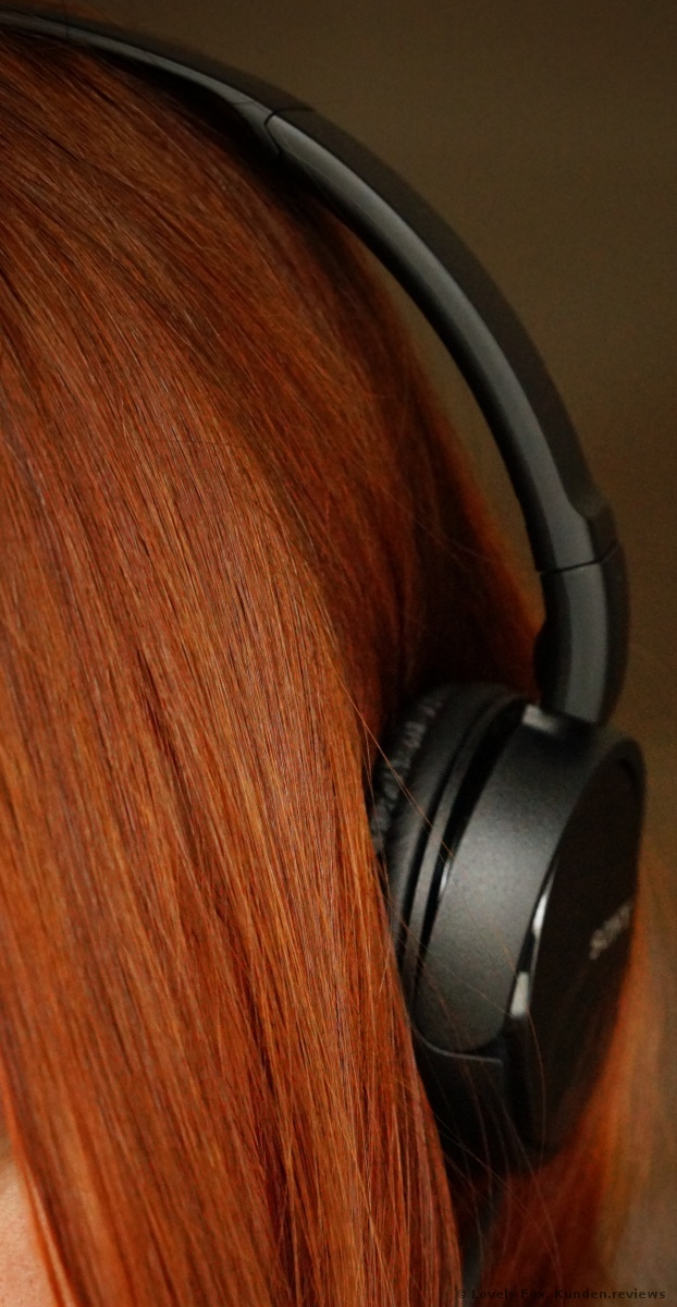 Sony MDR-ZX110 Kopfhörer Foto