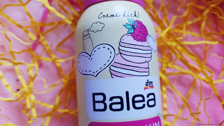 Balea Raspberry Party Handschaum
