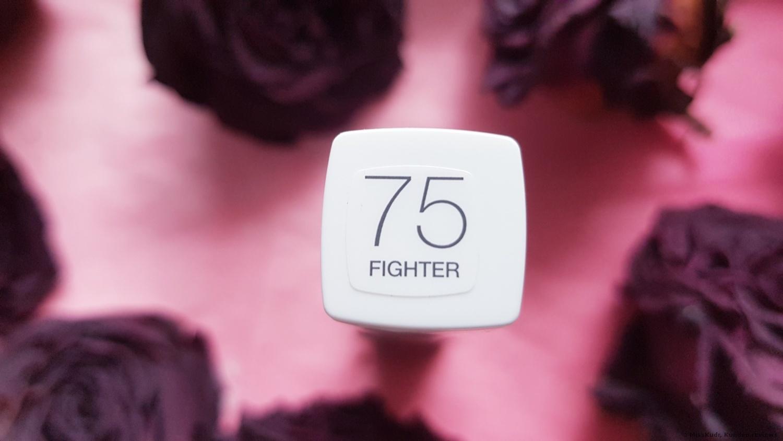 Maybelline SuperStay Matte Ink # 75 Fighter