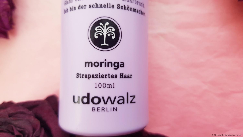 Udo Walz Berlin PRECIOUS 3-MINUTE-REPAIR-TREATMENT Conditioner Foto