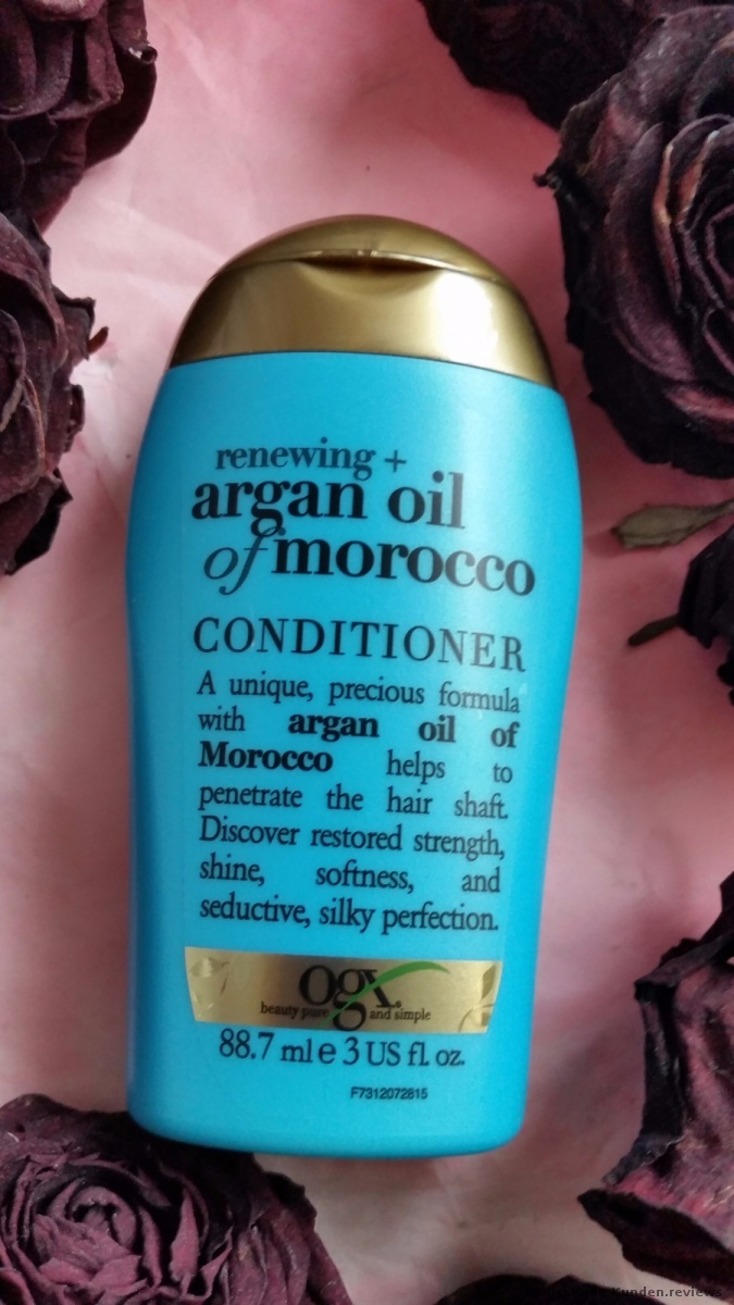 Conditioner OGX Argan Oil of Morocco