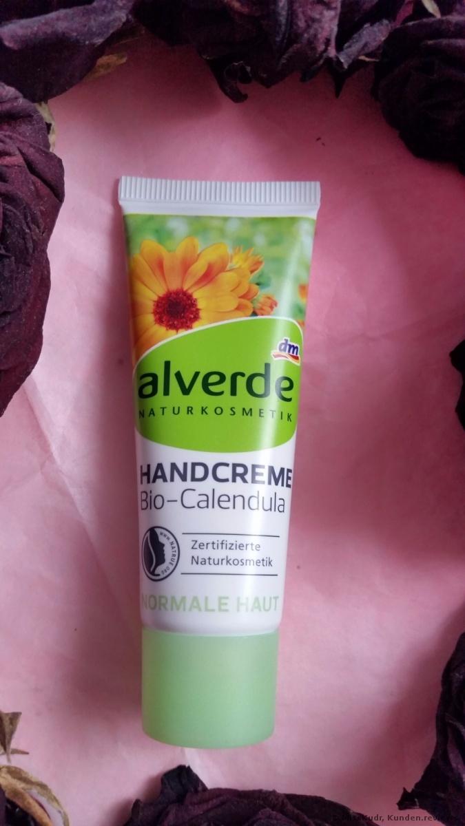 Alverde Handcreme Bio-Calendula