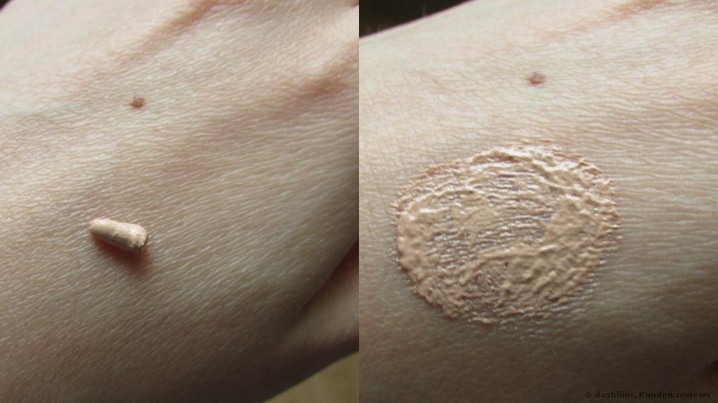 die Textur Revlon PhotoReady BB Cream