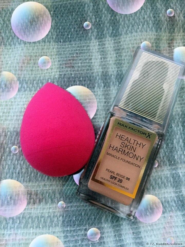 Max Factor Healthy Skin Harmony Miracle Foundation