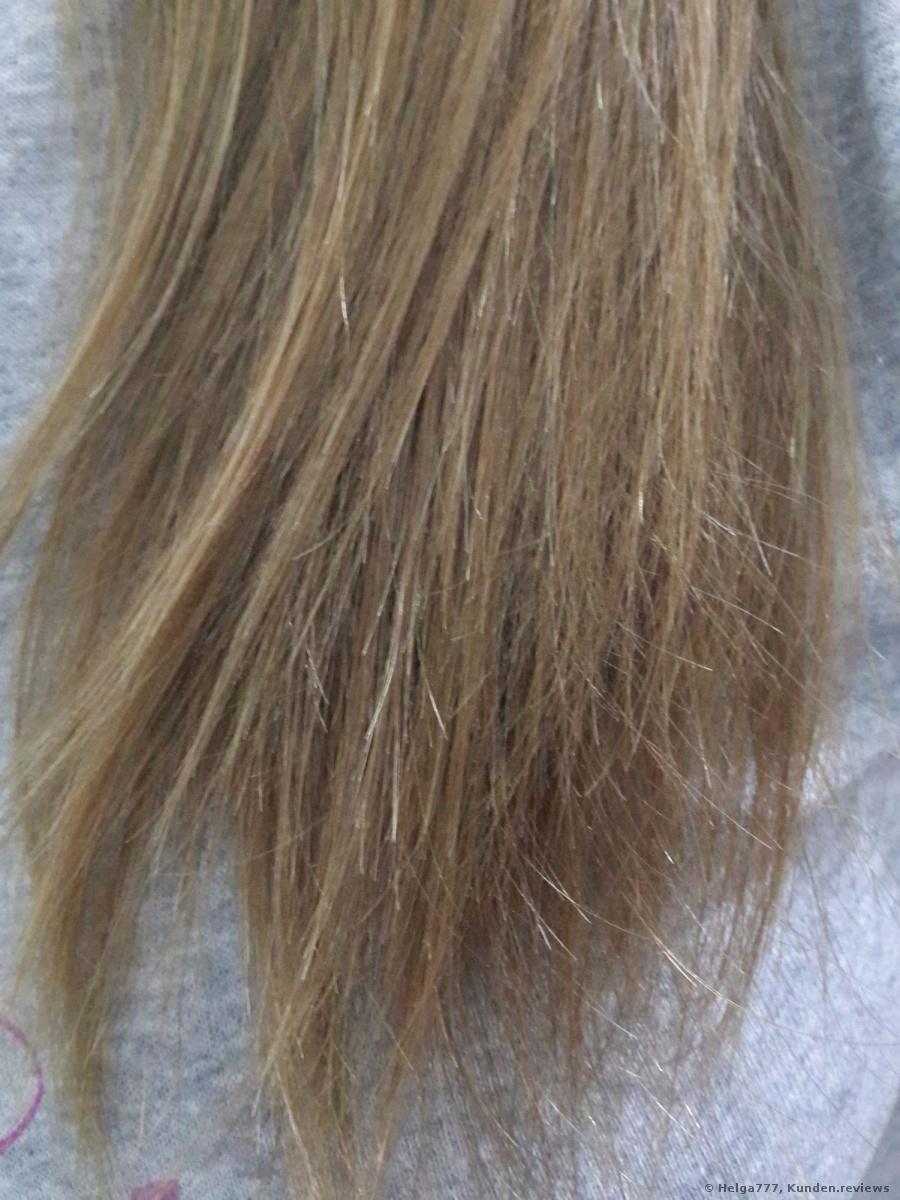 Intensiv pflegendes Haaröl von Weleda