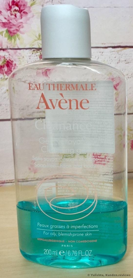Cleanance Reinigungsgel von Avene