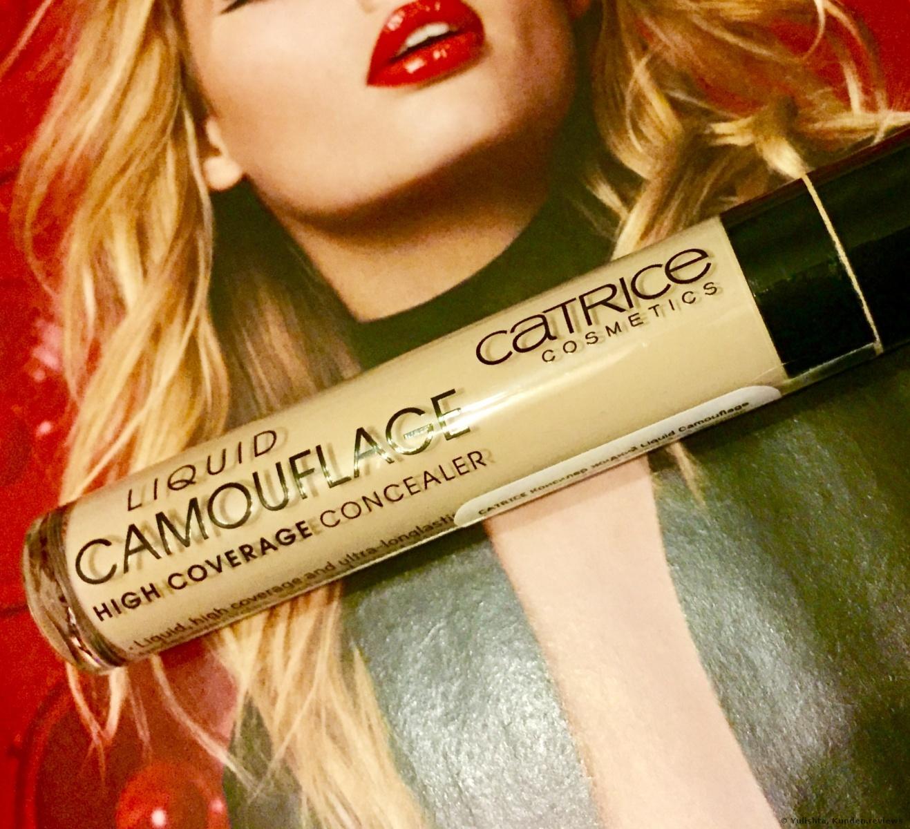 Catrice Camouflage Liquid