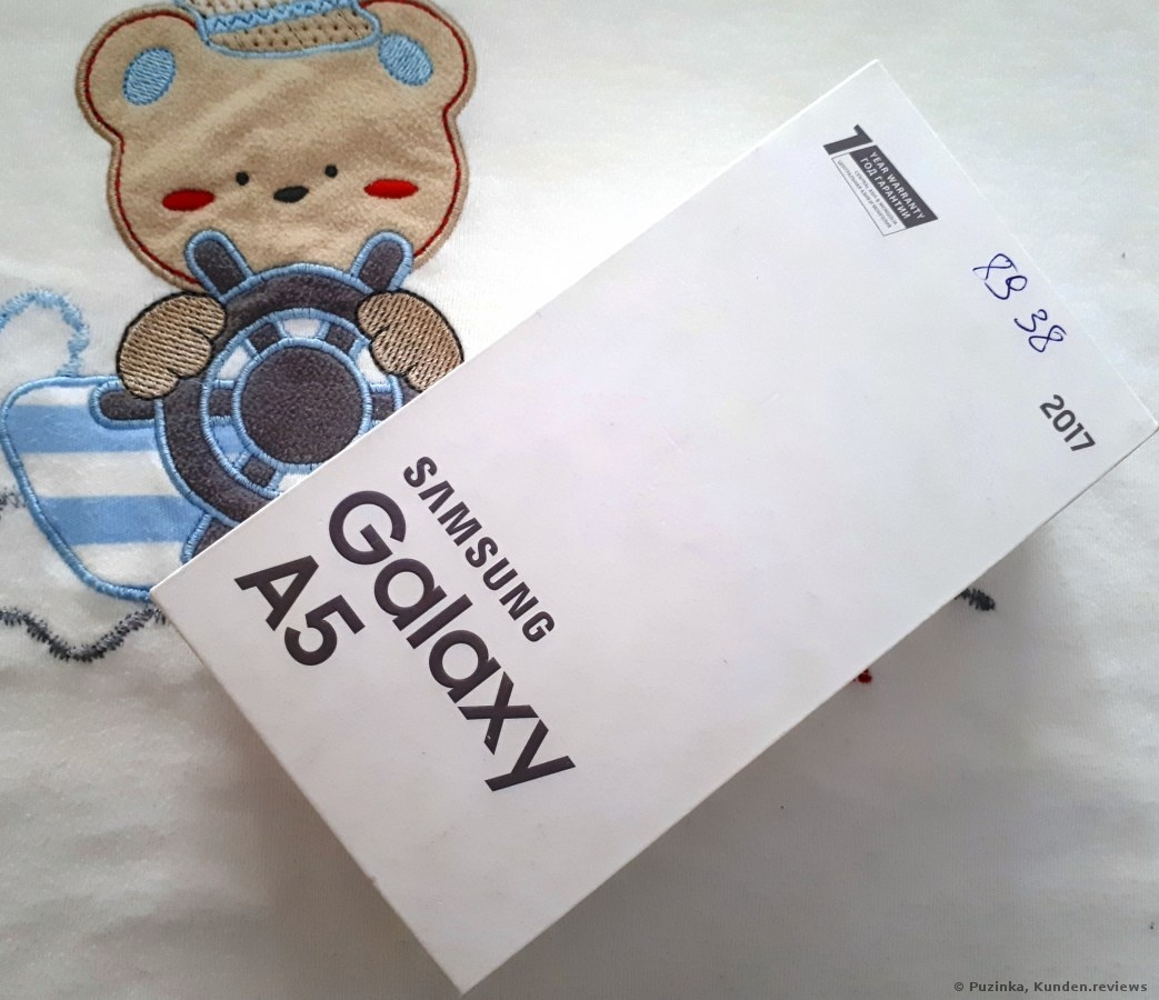 Samsung  GALAXY A5 2017 Smartphone Foto