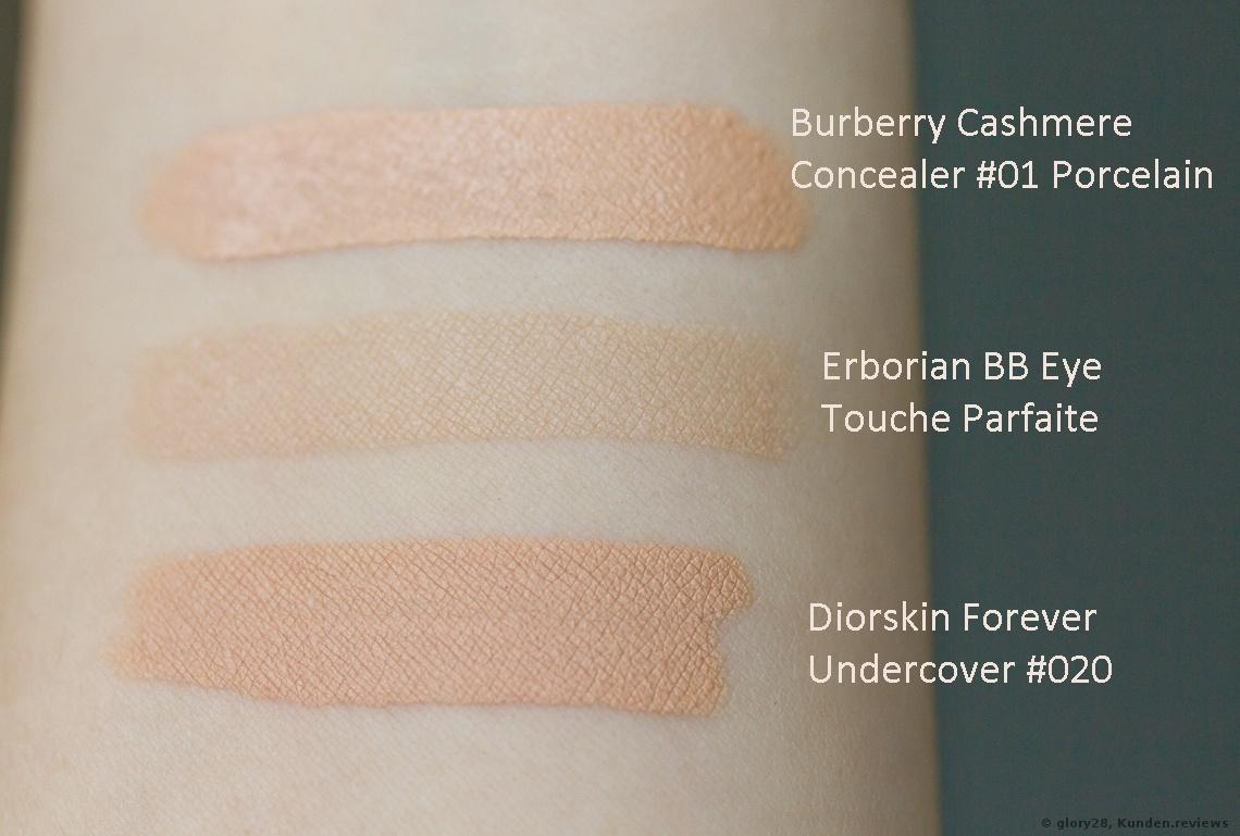 Dior Diorskin Forever Undercover: Der Vergleich zu anderen Concealern