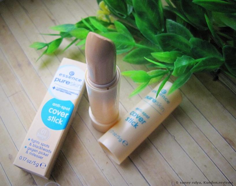 Essence  Pureskin Cover Stick Concealer Foto