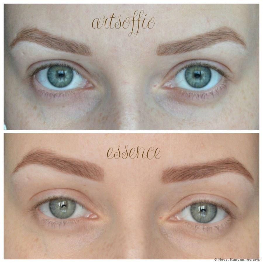 Essence Augenbrauen Eyebrow Designer