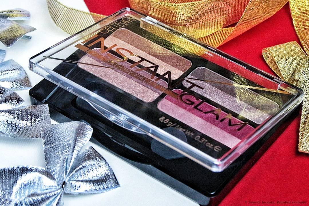 Catrice Instant Glam Eyeshadow Palette Lidschatten Foto