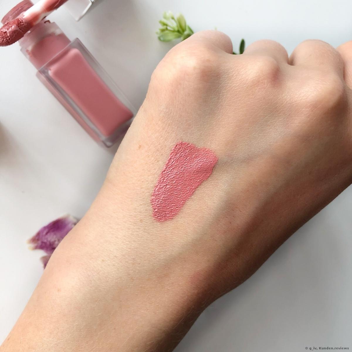Clinique Pop Liquid Matte Lip Colour # 01 cake pop