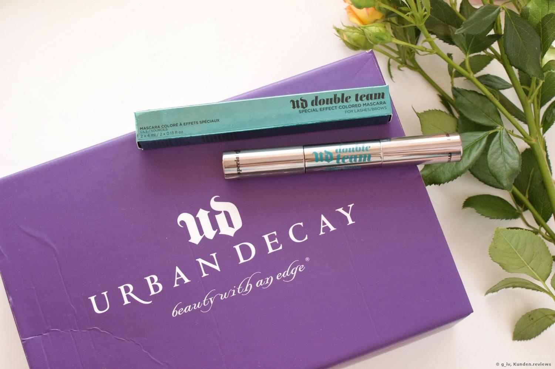 Urban Decay Double Team Mascara Foto