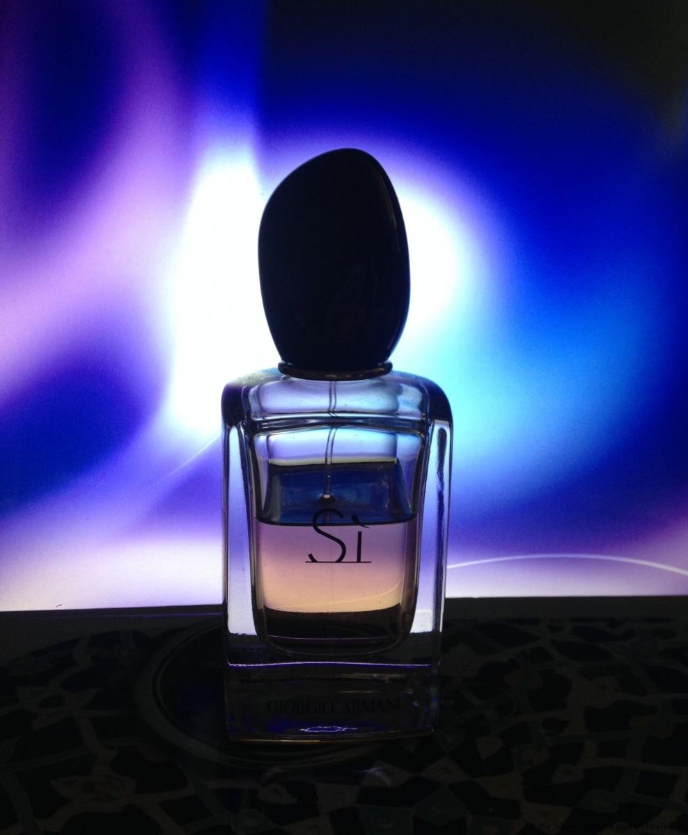 Giorgio Armani Si Eau de Parfum (EdP)  Foto