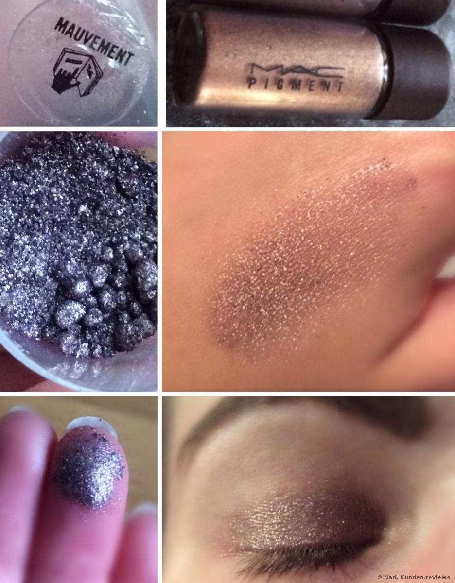 MAC Lidschatten Pigment - Mauvement