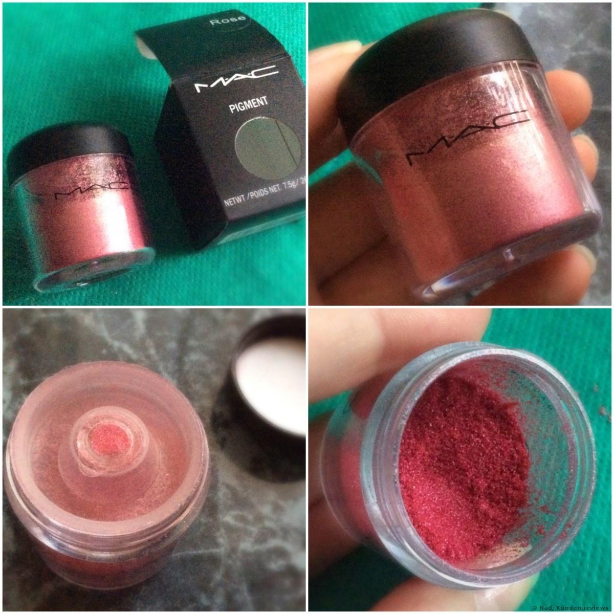 MAC Lidschatten Pigment - Rose